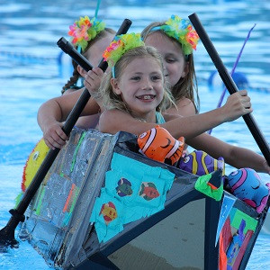 6th Annual Cardboard Boat Regatta